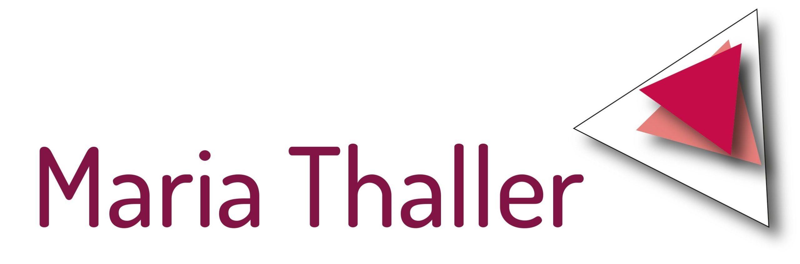Maria Thaller Expertin für Personal- und Organisationsentwicklung