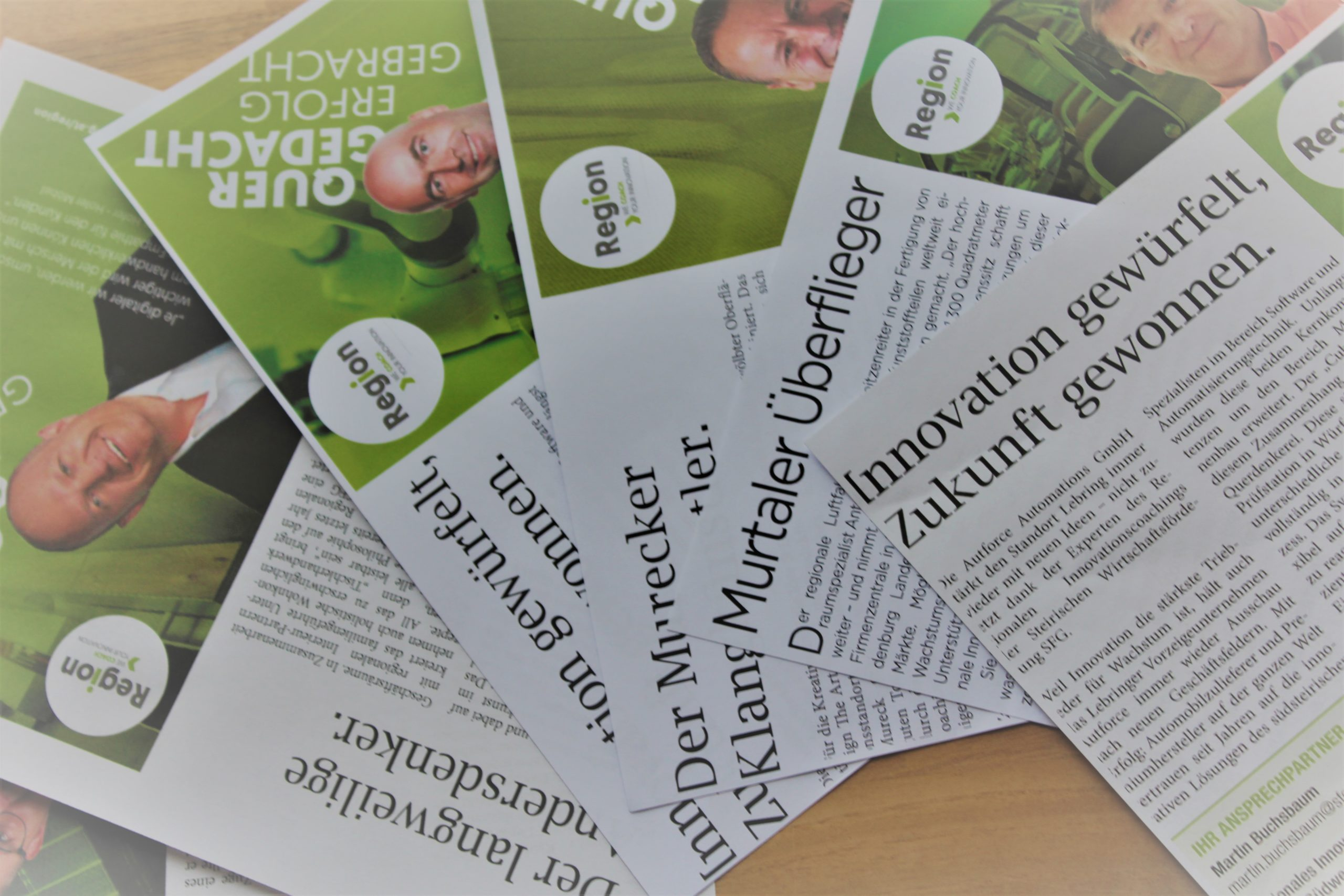 PR-Kampagne SFG
