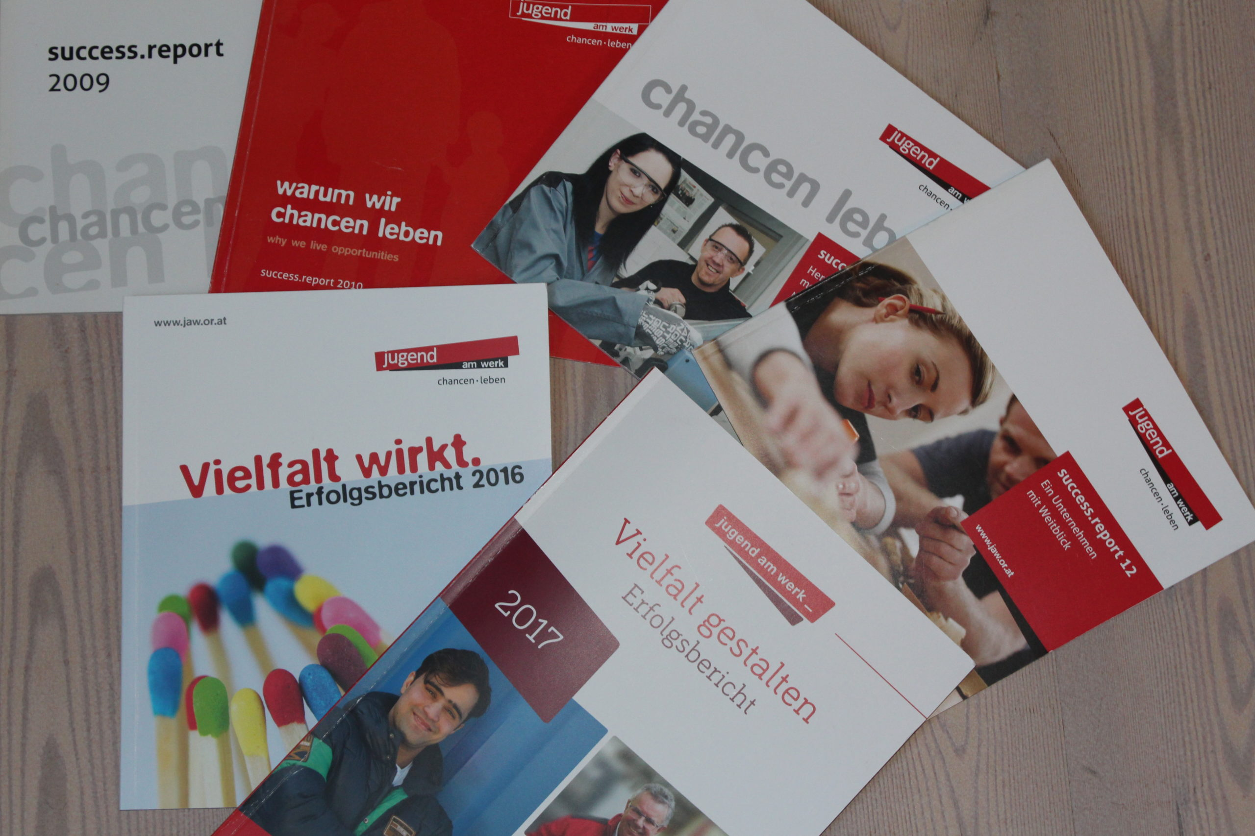 Erfolgsberichte Jugend am Werk Steiermark