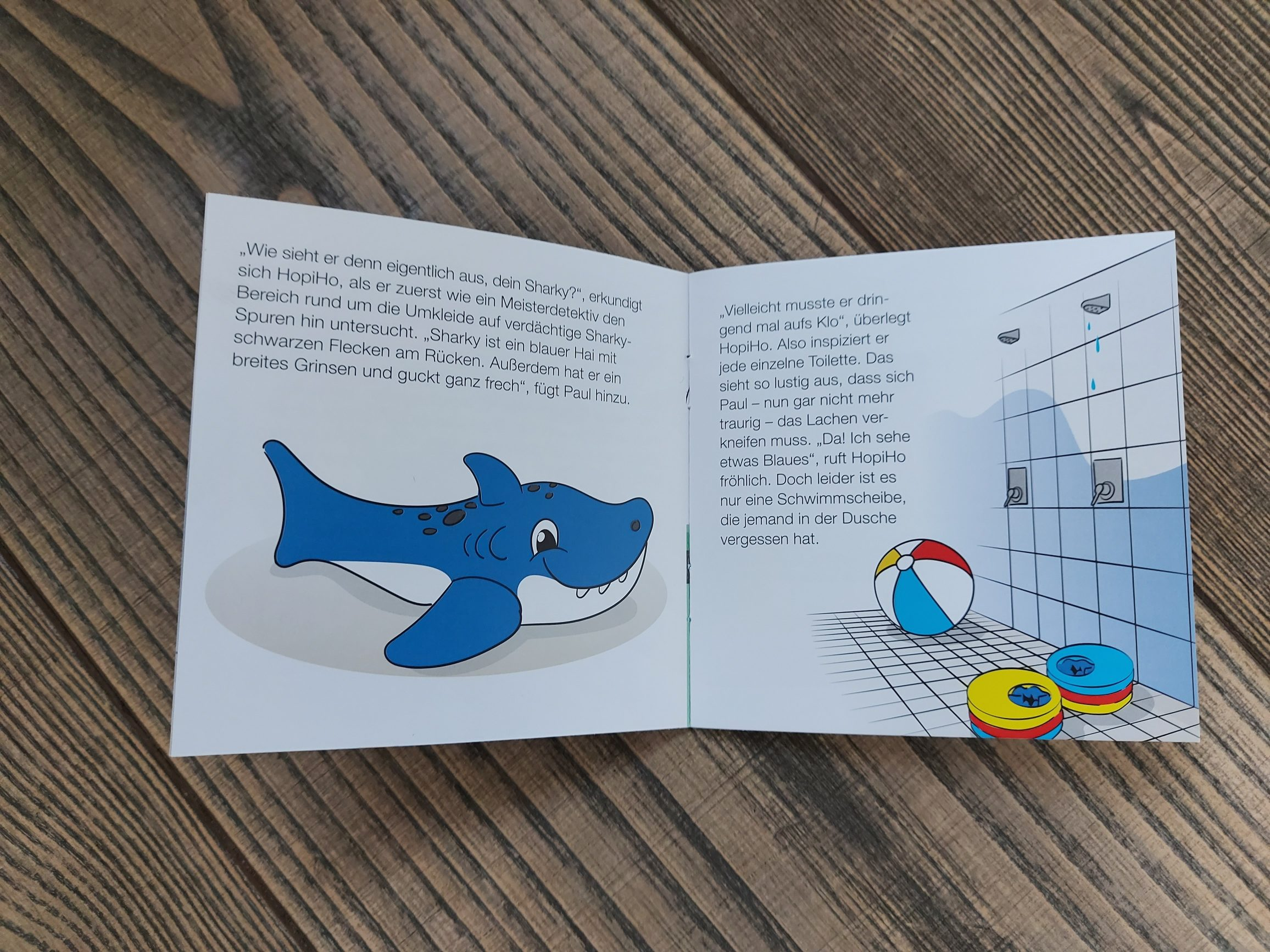 Pixi-Buch Inntenteil
