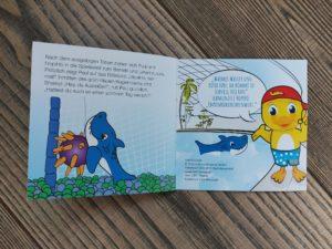 """Bilderbuch im Pixi-Format """"HoPiHo und der verlorene Sharky"""""""